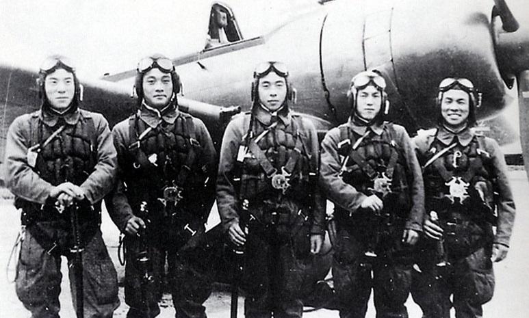 Kamikaze Pilots, WWII